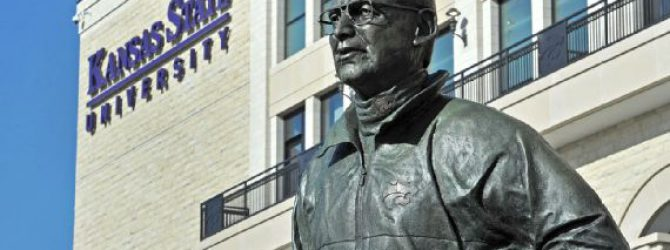 K-State community shows resolve alongside coach after cancer treatment